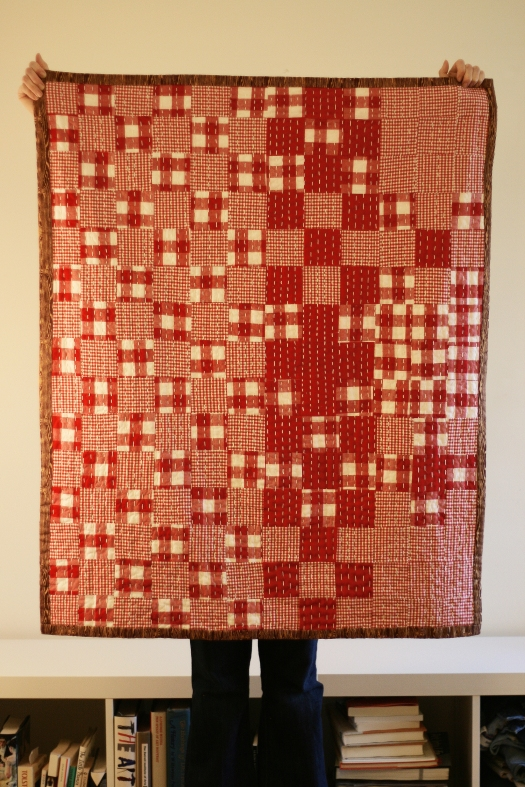 Picnic Quilt by Katie Brown