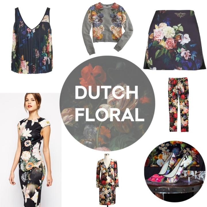 Dutch Floral Trend